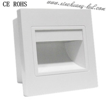 Mini 2013 CE ROHS LOW Power 1.5w COB wall light/write 20w