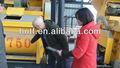 china top js750 hino camión mezclador de concreto