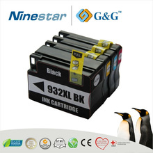 Compatible ink cartridges for HP 932 933