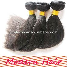 cuticle complete 100% real human hair silky straight peruvian virgin hair