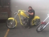 Choppers Motorcycle