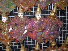 Dolls From Birma