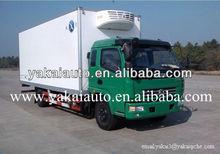 Industrial refrigerator van for sale