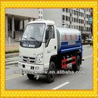 Famous brand Foton Mini 4x2 Water Tank Trucks 3000Liters For sale