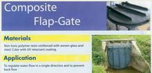 Frp Flap Gate & Screw Down Gate