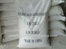 Chemical formula for stearic acid