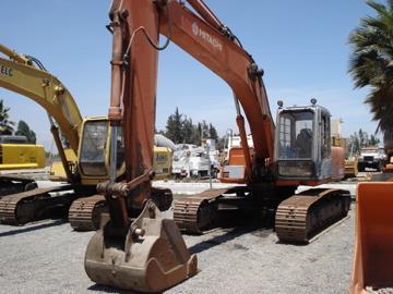 Used 1992 Hitachi Ex200 Excavator