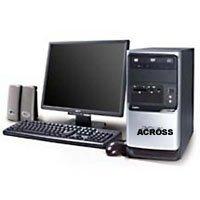 Across Smart PC-1150 Desktop Computer