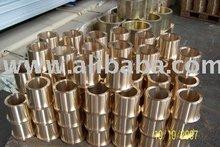 Rough-Machined Bronze Bushings