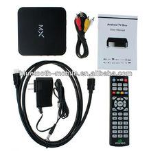Mini PC TV Box AV Android 4.2 AML8726-MX 1G/8G HDMI SPDIF Remote Control