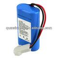 Lithiumion 3.7v 5200 mah. de sécurité, enironmental, haute- la qualité de vie.