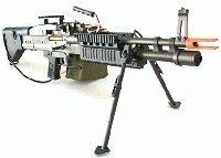 Escort Mk43 Gas Blowback Toys Guns