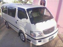 Used Toyota Hiace Van