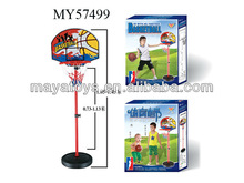 Basketball Stand Set Adjusts to 2 hights 113cm/145cm