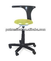 Rotating laboratory chair stool