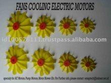 Motor Electric Fans