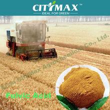 Fulvic acid based fertilizer