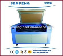SF1410 Co2 laser cutting machine for garment