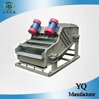 YQA sand dewatering screen/vibrating screen sand washing machine