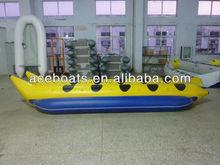 5 person Inflatable Banana Raft