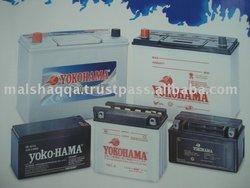 Yokohama Auto Car Battery of All Sizes