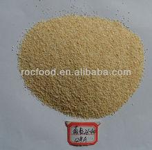 AD dried chopped/minced/granulated garlic