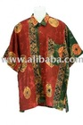 Batik Cotton Men shirt XL-Xxxl