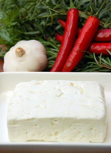 Sheep's Lighvan White Cheese