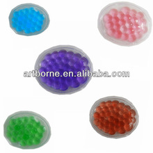 Artborne Magic Reusable bead cold pack in varity colors for Promotion Gift Items