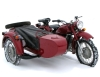 For Sale Classical Motorcycle 650 Cc With Side Car
