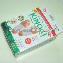 As seen on TV Kinoki cleansing detox foot pads 10pcs/box