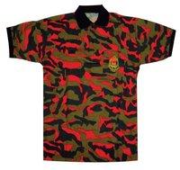 Malaysia Bomba Cadet Uniform