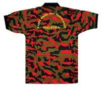 Malaysia Bomba Cadet Uniforms