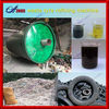 2013 Top sale waste management waste plastic to fuel oil machine