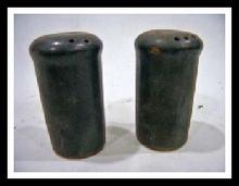 Antique Ceramic Salt Pot
