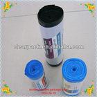 HDPE &LDPE PLASTIC biodegradable garbage/ trash/bin bag