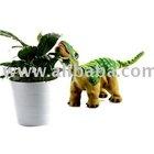 Ugobe Life Form Interactive Robotic Pleo Dinosaur Electrical Toys