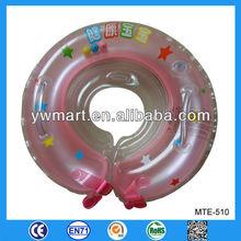 Confortável com alta qualidade do bebê swim ring neck, Infantil inflável swim pescoço float anel para nadar