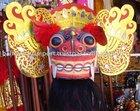 Wooden Barong Mask