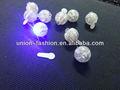 led parpadeante globo de luz para la decoración del partido