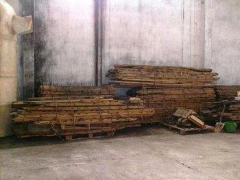 Used Oak Wood For Barrels