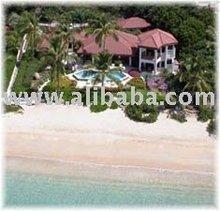 Beach Front Villa In Virgin Gorda, British Virgin Islands