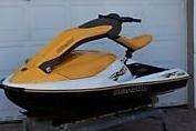 2004 Sea Doo 3D Jet Ski Stand Up Seadoo Standup Jet Ski