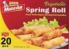 Frozen Vegetable Spring Roll