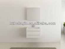2014 Cheapest hanging MFC bathroom cabinet, bath cabin furniture for hallway shoe cabinet