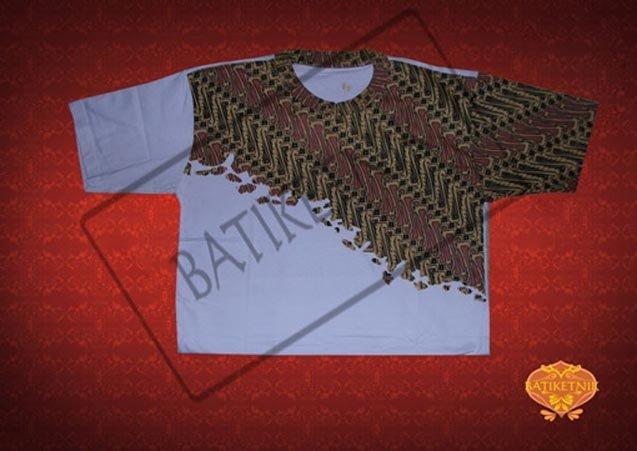 Kaos Batik Wayang Jogja Baju Batik Bola Kaos Batik Bola Kaos ...