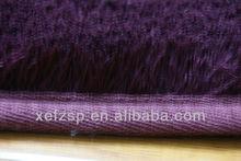 purple polyester plush anti-tiredness carpets of kitchen