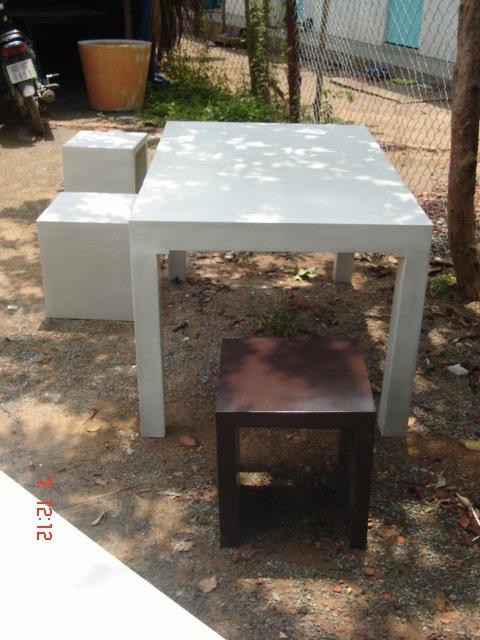 Fiberstone Outdoor Furniture