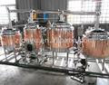 El alcohol 50l/100l fermentador y biorreactor