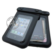 Cool Stylish ABS Holder PVC Beach Swimming Mobile Case For Samsung Galaxy S4 IP8 P5516-209
